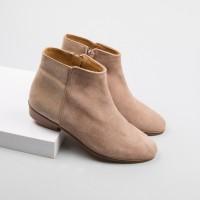Flat Boots : La Sauvageonne - Champagne