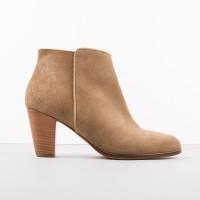 Boots à talons : La Muse - Antilope