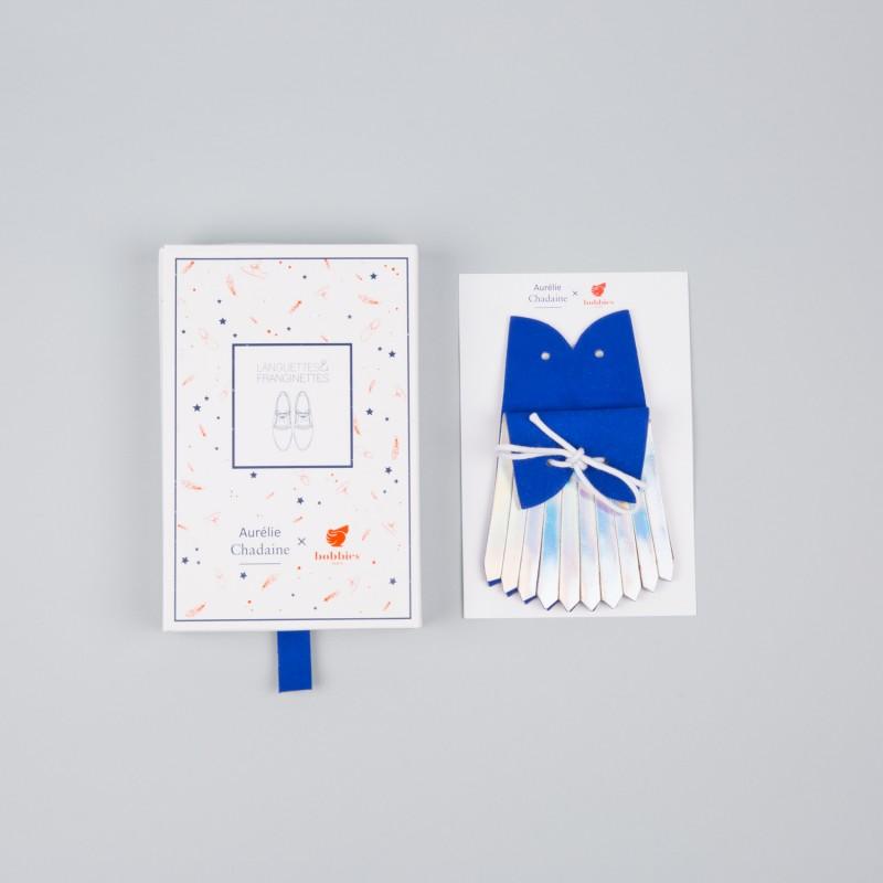 Franginettes - Effet Miroir & Bleu Aztek