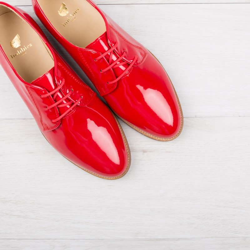Vos envies de shopping - Page 16 Derbies-brogues-la-craneuse-lipstick-red