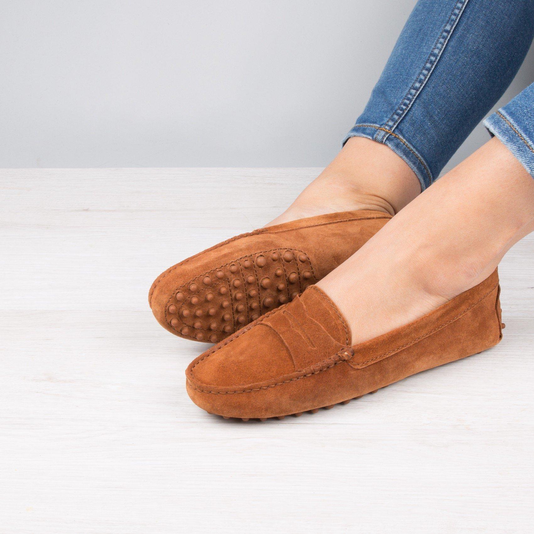 Driving Loafers Fauve - La Parisienne - Bobbies