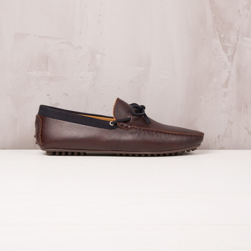 Mocassins : Le Tombeur - Burgundy