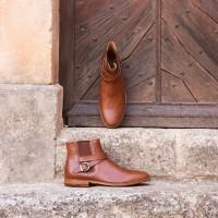 Boots À Élastique : Le Mélomane - Cognac