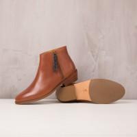 Boots Plates : La Groupie - Cognac