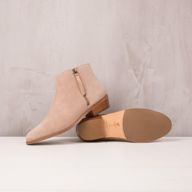 Boots Plates : La Groupie - Champagne