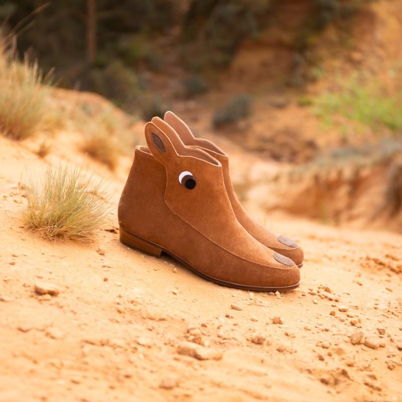 Boots Plates : La Petite Biche - Pain D'Épice