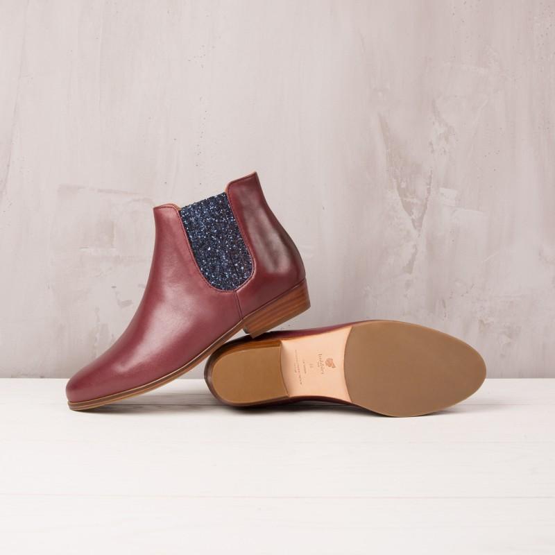 Boots Plates : La Féerique - Bordeaux