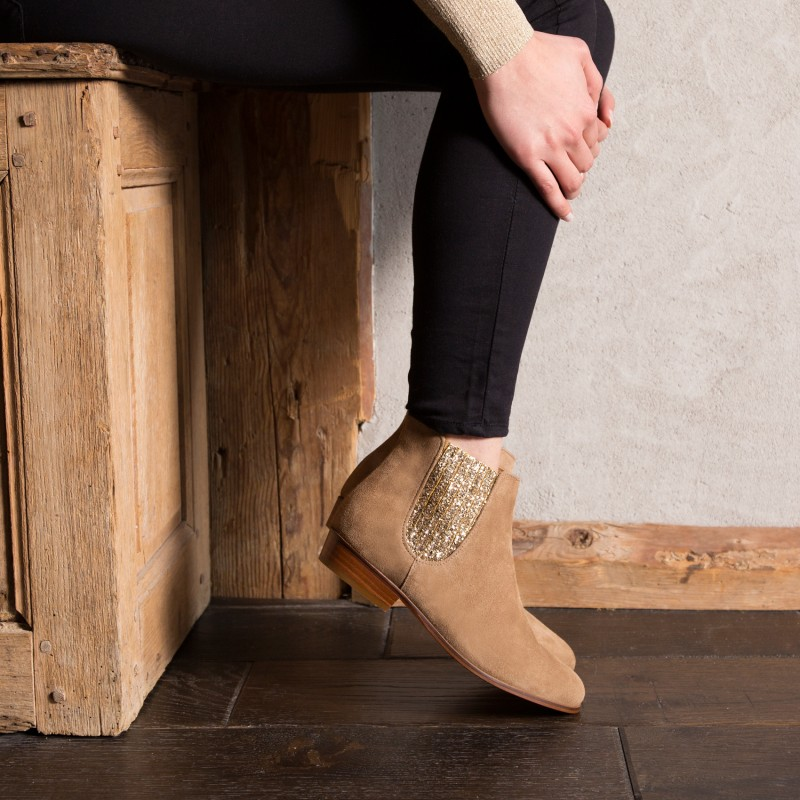 Boots Plates : La Féerique - Antilope