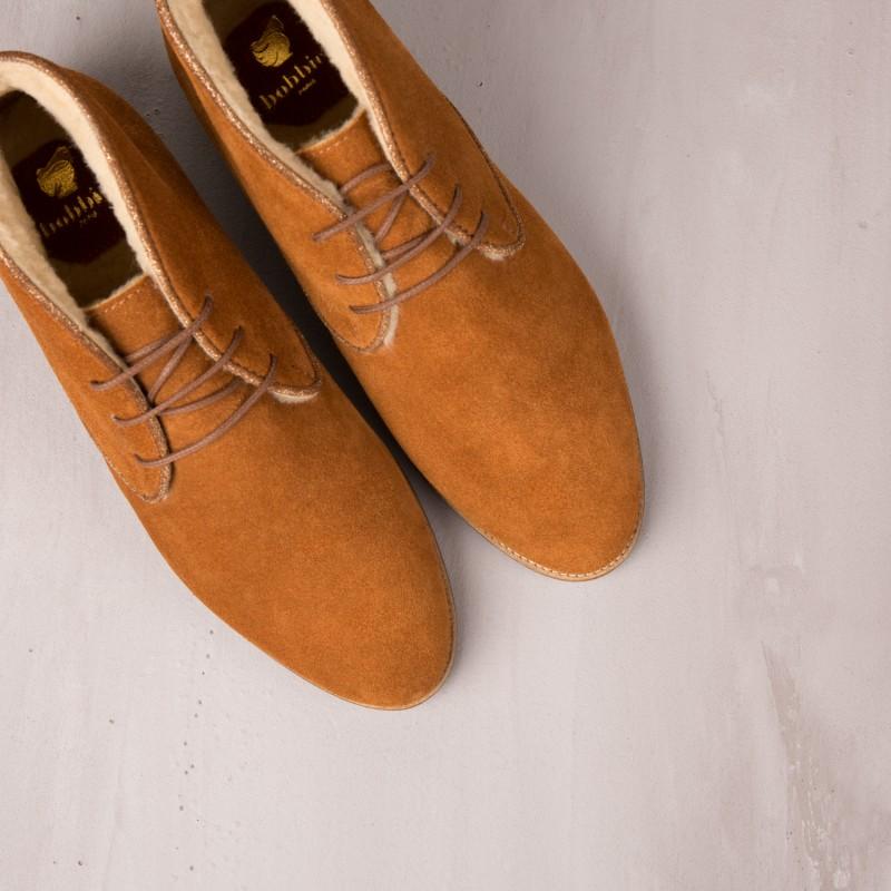 Boots Plates : L'Impatiente - Pain D'Épice (F)