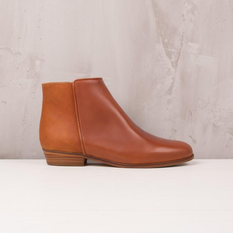 Boots Plates : La Sauvageonne - Cognac