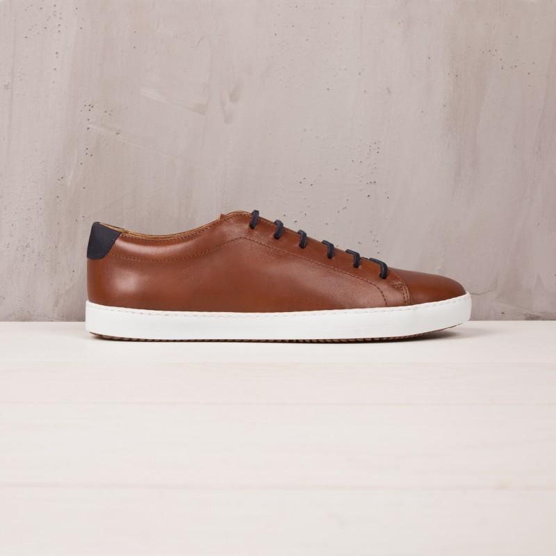 Sneakers : Le Baratineur - Cognac