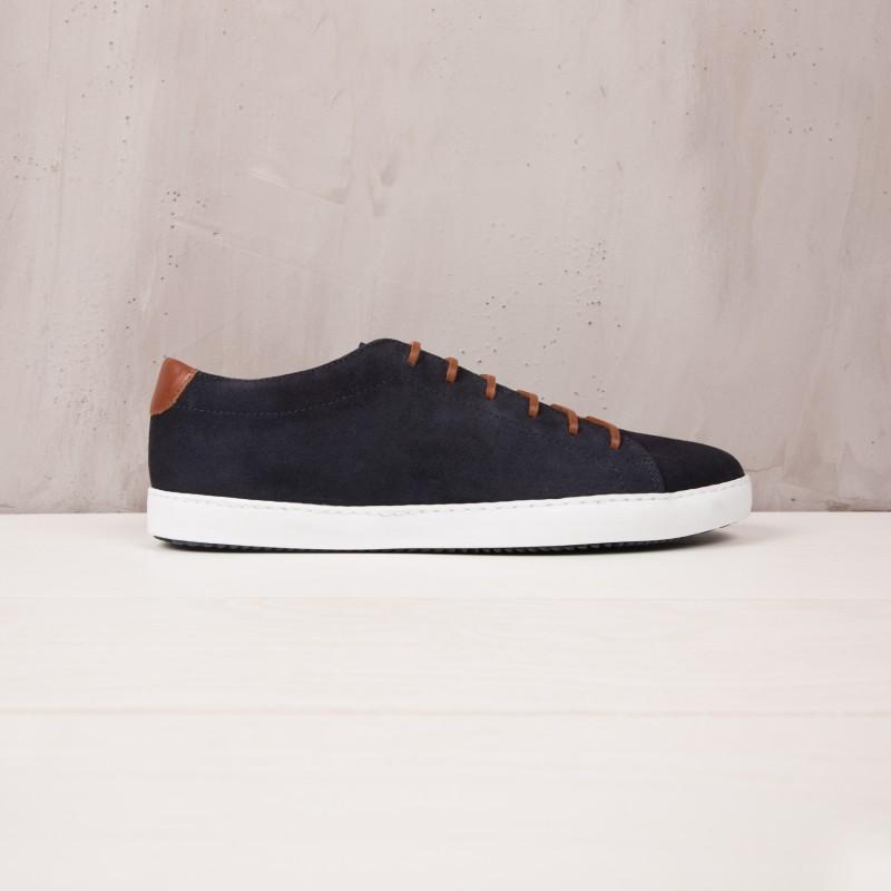 Sneakers : Le Baratineur - Bleu Marine