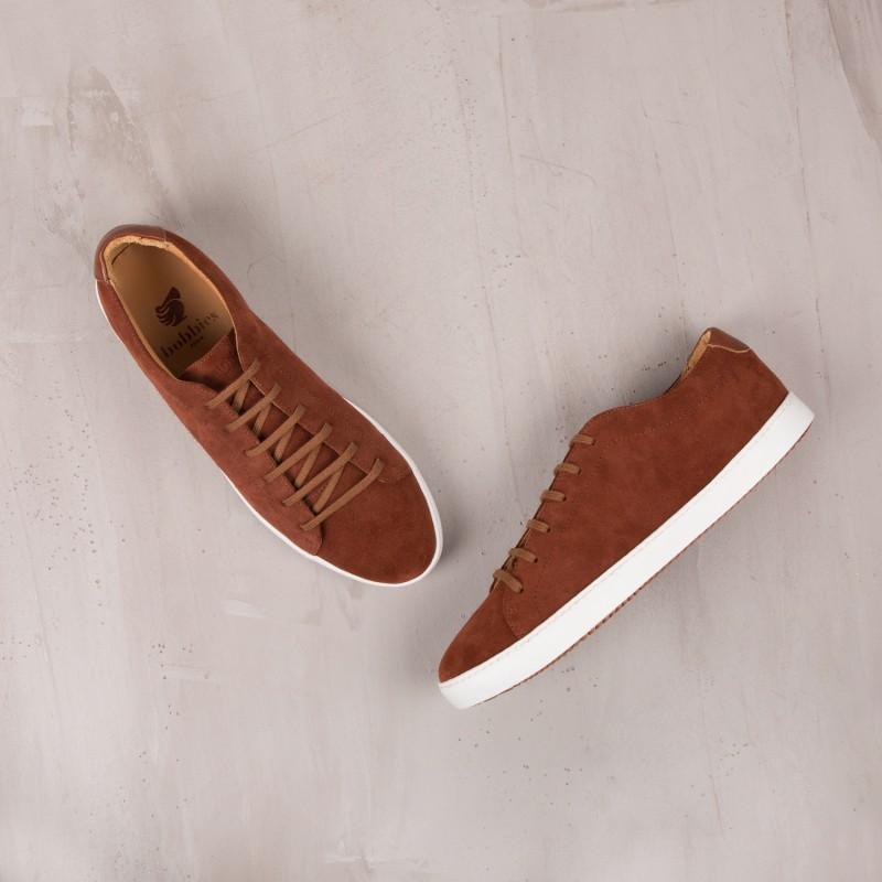 Sneakers : Le Baratineur - Terre De Sienne