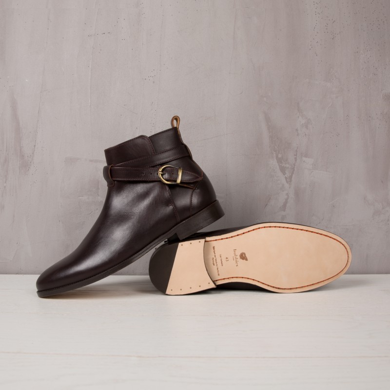 Desert & Chukka Boots : Le Bagarreur - Burgundy