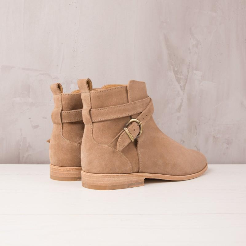 Desert & Chukka Boots : Le Bagarreur - Antilope