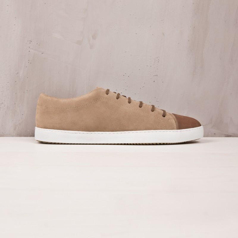 Sneakers : L'Éclaireur - Taupe Cendré