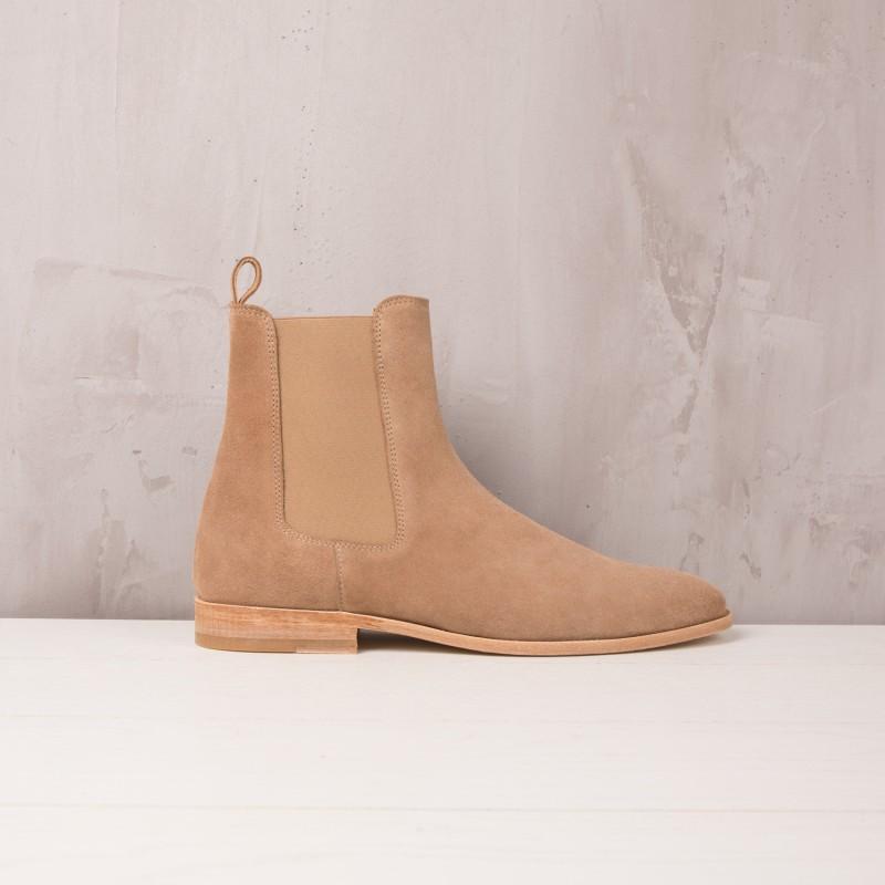 Chelsea Boots : Le Romanesque - Antelope