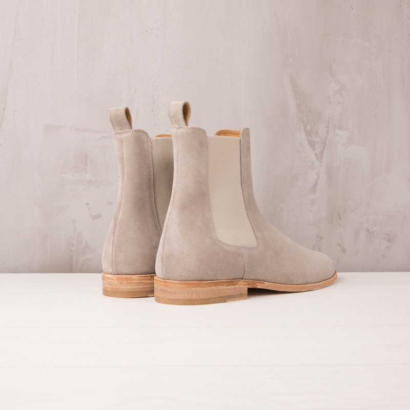 Chelsea Boots : Le Romanesque - Cloud Gray