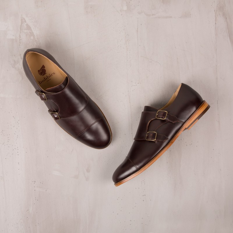 Derbies & Brogues : Le Violoniste - Burgundy