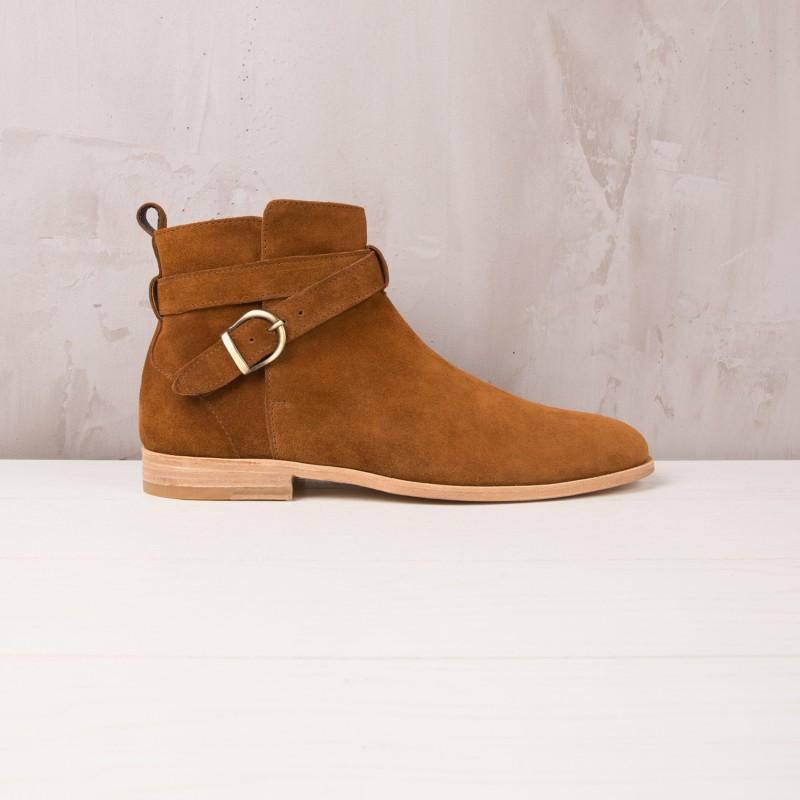 Desert & Chukka Boots : Le Bagarreur - Brun Camel