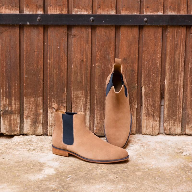 Boots À Élastique : L'Artificier - Antilope