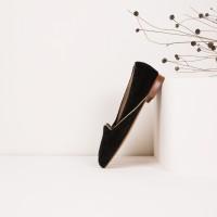 Slippers & Ballerines  : Le Missile - Noir Étoilé