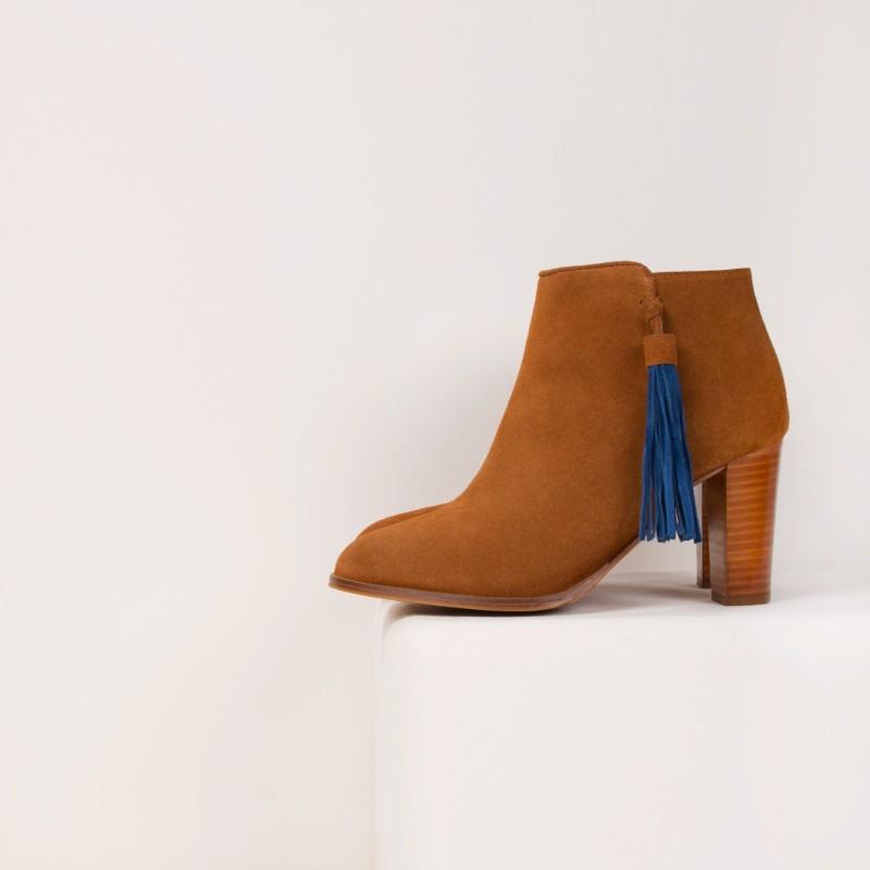 Boots : La Birmane - Pain D'Épice