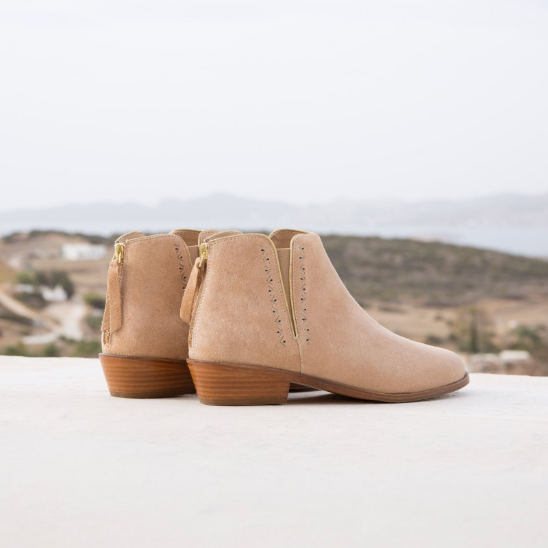 Boots : La Byzantine - Sable
