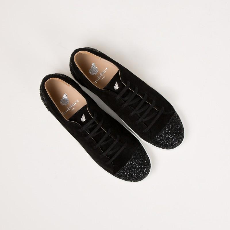 Sneakers : L'Orageuse - Noir