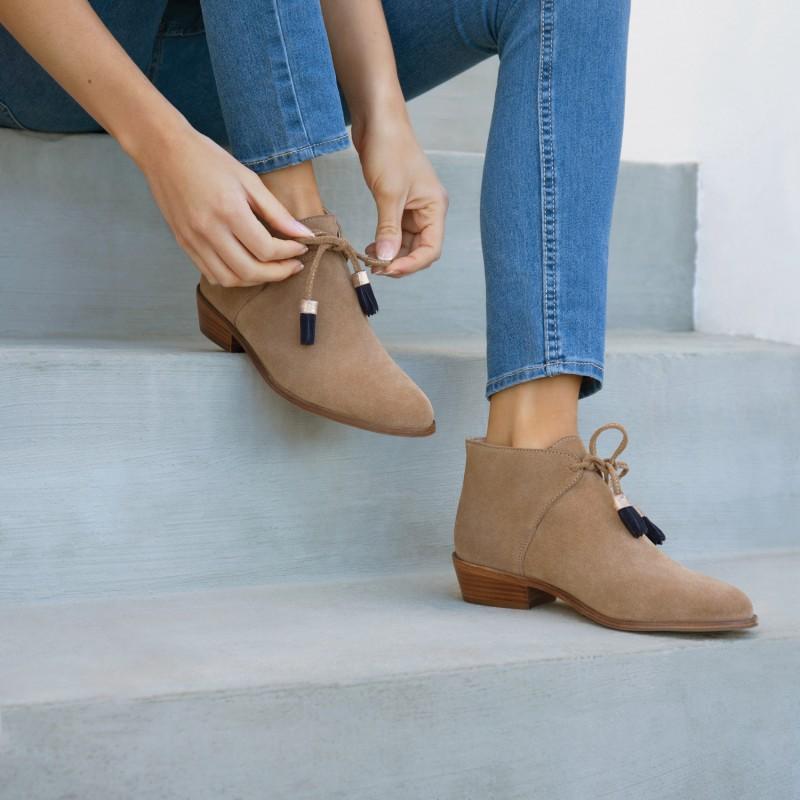 Boots : La Décoratrice - Antilope