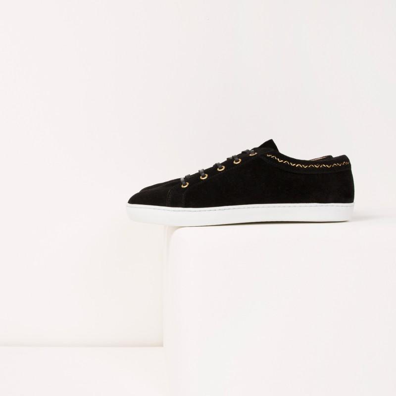 Sneakers : La Carioca - Noir