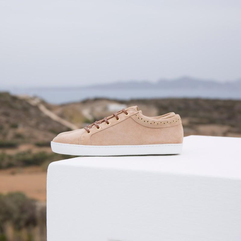 Sneakers : La Carioca - Sable