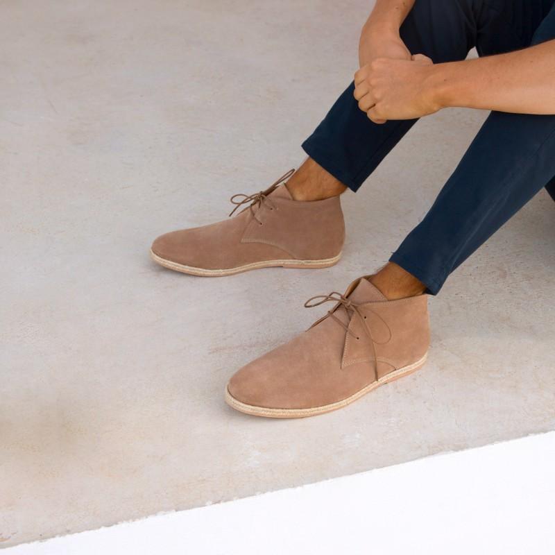 Boots & Bottines : Le Baroudeur - Antilope