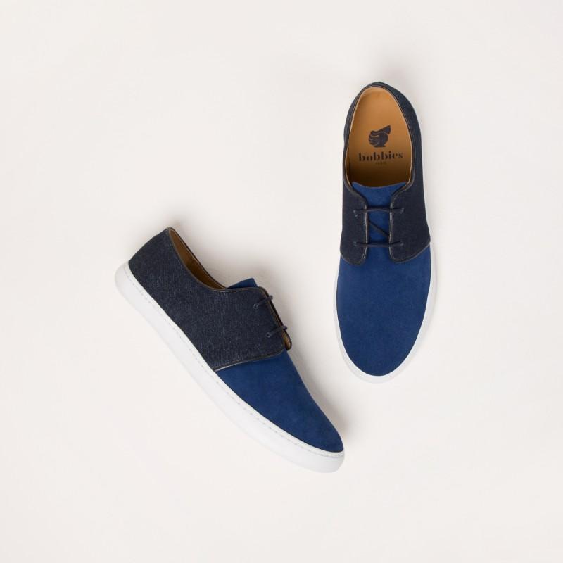 Sneakers : Le Rédacteur - Denim Brut