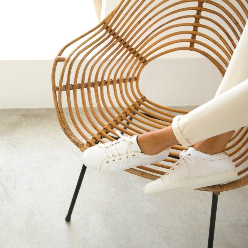 Sneakers : La Complice - Blanc
