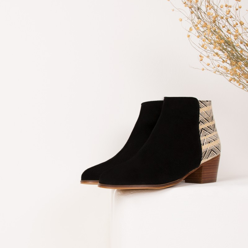 Boots : La Gipsy - Noir
