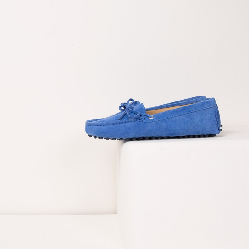 Driving Loafers : L'Amoureuse - Amparo Blue