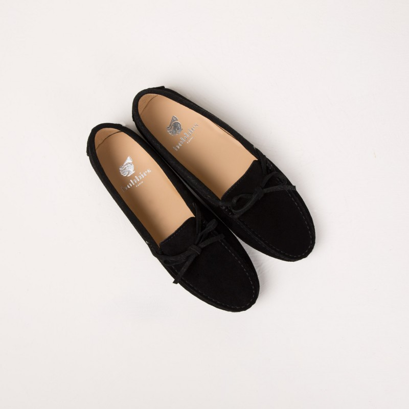 Driving Loafers : La Craquante - Black