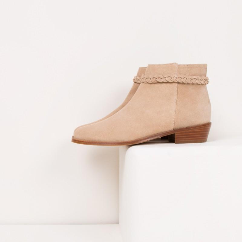 Boots : La Bohémienne - Sable Étoilé
