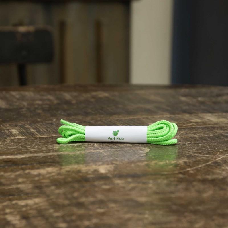 Lacets : Lacet - Vert Fluo