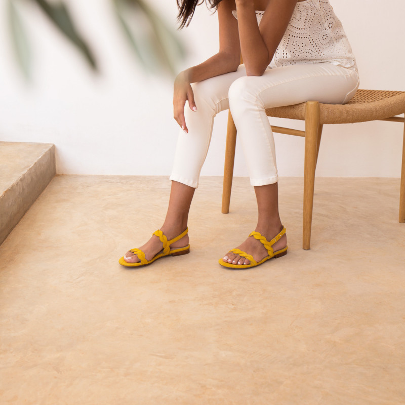 L'Acidulée - Amber Yellow