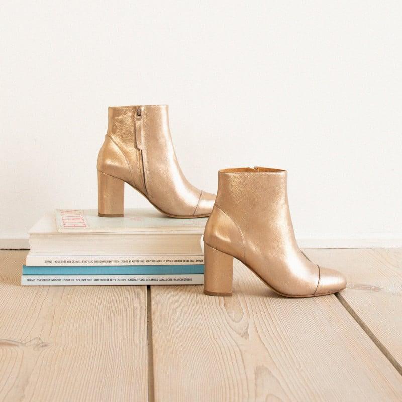 La Mystérieuse - Copper Gold