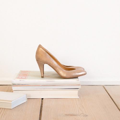 La Flatteuse - Copper Gold