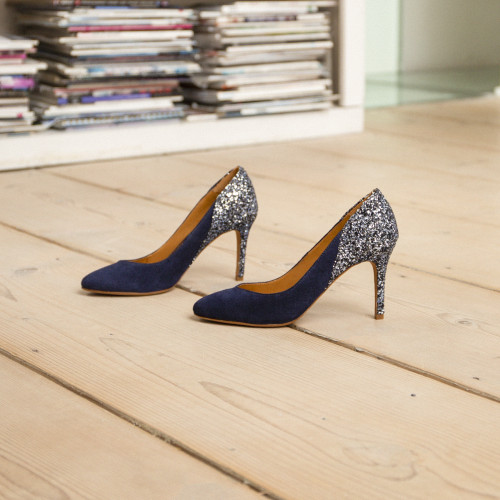 L'Actrice - Navy Blue
