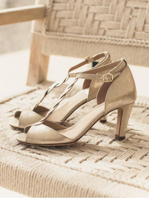 La Twisteuse - Sandy Gold