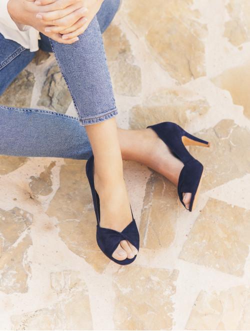 La Monroe - Azul Marino