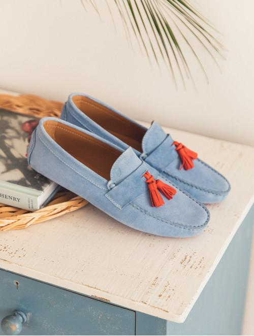 Le Dandy - Bleu Printanier