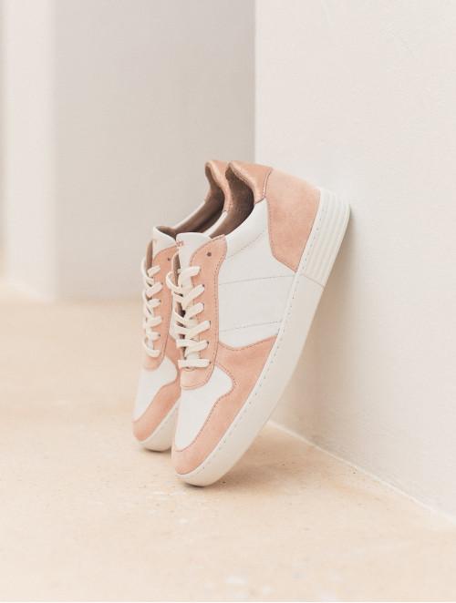 La Californienne - White & Pink Sorbet