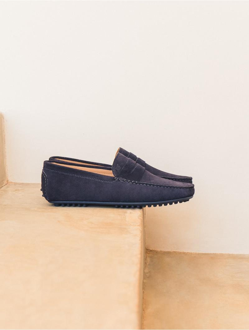 Élégant - Navy Blue