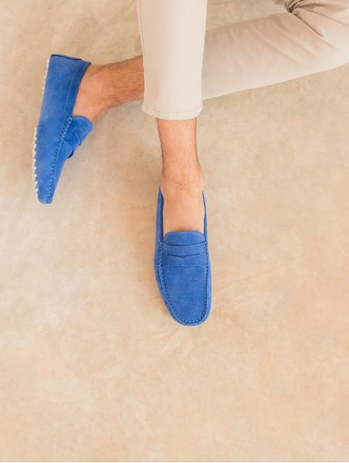 Élégant - Bleu Amparo